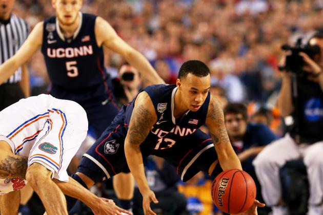 Florida Again Meets Its Kryptonite as UConn Stuns Gators in 2014 Final Four