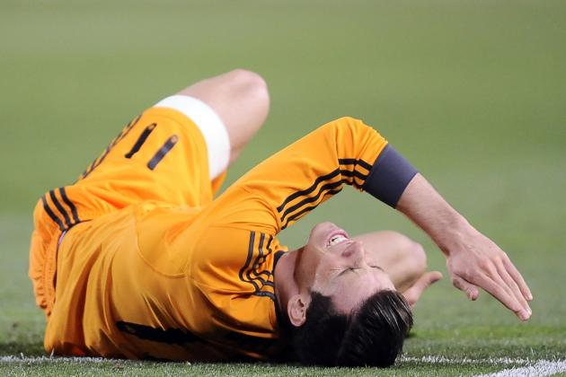 Gareth Bale Injury: Updates on Real Madrid Star's Knee and Return