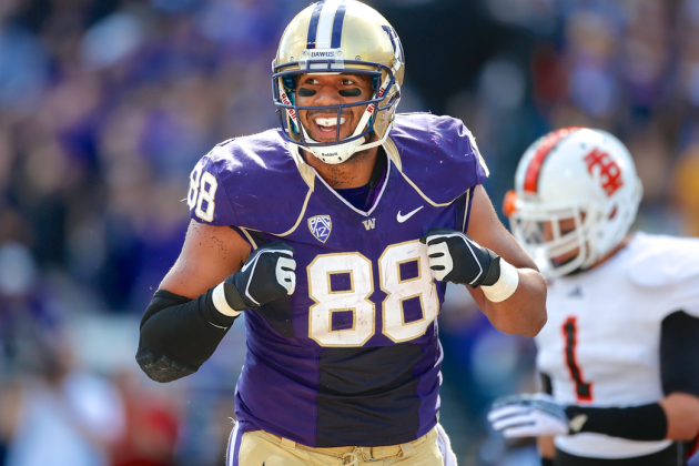 NFL Draft 2014: Why This Year's Tight End Class Could Be Truly Special