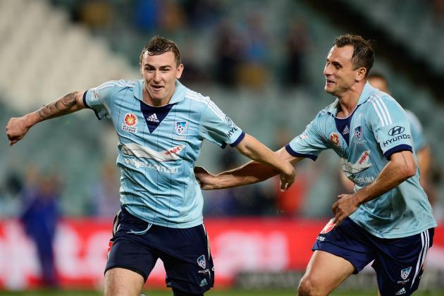 Sydney FC Score World-Class Team Goal to Complete Brilliant Move