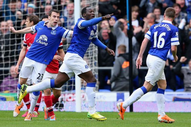 Everton vs. Arsenal Score, Grades and Post-Match Reaction