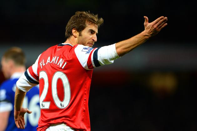 Did Jamie Redknapp Say Arsenal Are 'F----d' Without Flamini on Live TV?