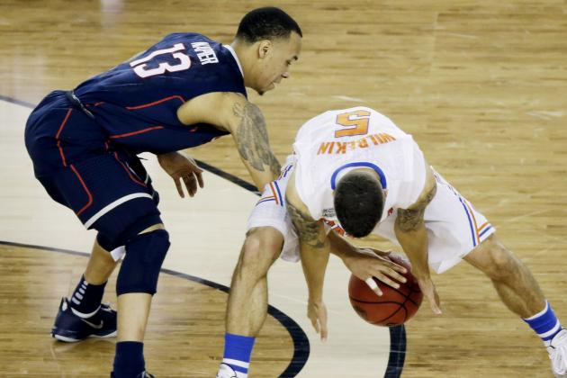 NCAA Bracket 2014: Game-Changers Who Will Decide UConn vs. Kentucky