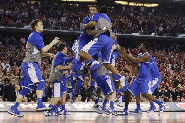 March Madness 2014: Updated Bracket, Odds, Bold Predictions for Title Game