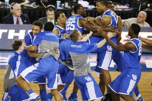 NCAA Tournament 2014: Updated Odds and Predictions for UConn vs. Kentucky