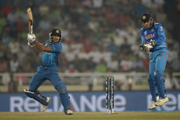 India vs. Sri Lanka, World T20 Final: Video Highlights, Scorecard, Report