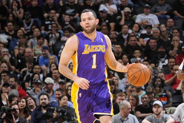 Jordan Farmar Wants to Re-Sign with Los Angeles Lakers