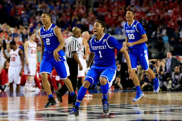 UConn vs. Kentucky: Which Team Has Advantage in 2014 Championship Game?