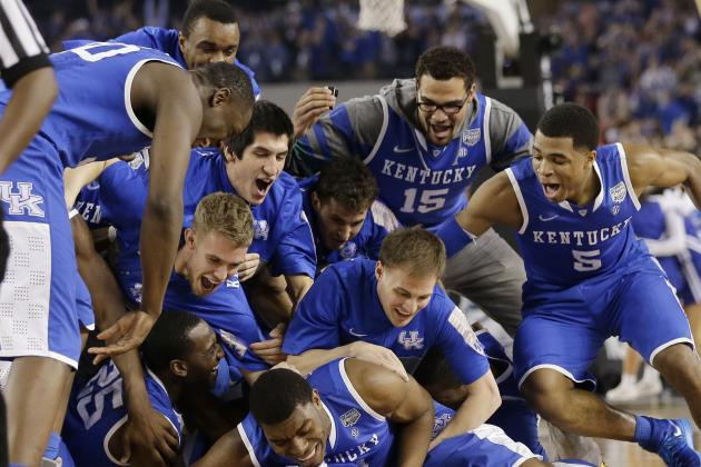 NCAA Championship Game Time: What to Watch in Epic UConn vs. Kentucky Clash