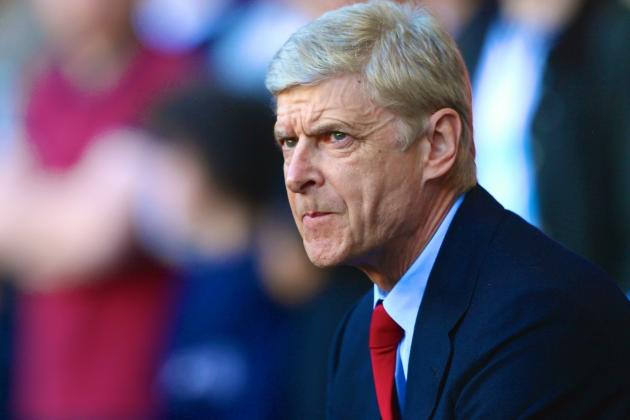 Everton Defeat Raises Further Questions over Arsene Wenger's Arsenal Future