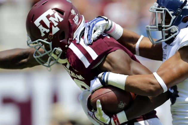 Ricky Seals-Jones Arrested: Latest Details, Mugshot and More on Texas A&M WR