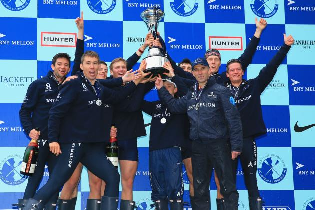 Boat Race 2014: Oxford vs. Cambridge Result and Reaction