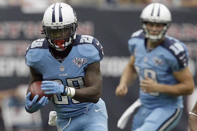 Titans, Chris Johnson Split About More Than Money