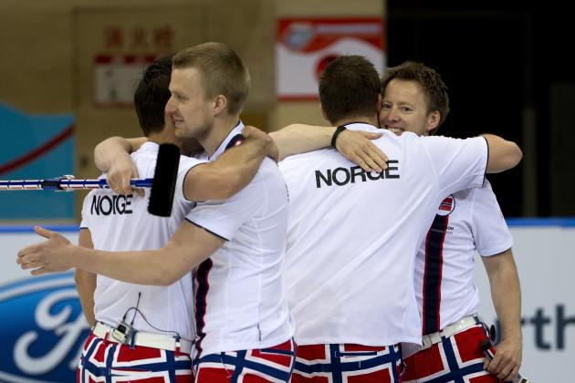 World Men's Curling Championship 2014: Final Results and Top Performers