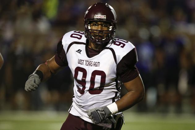 Ethan Westbrooks NFL Draft 2014: Highlights, Scouting Report and More