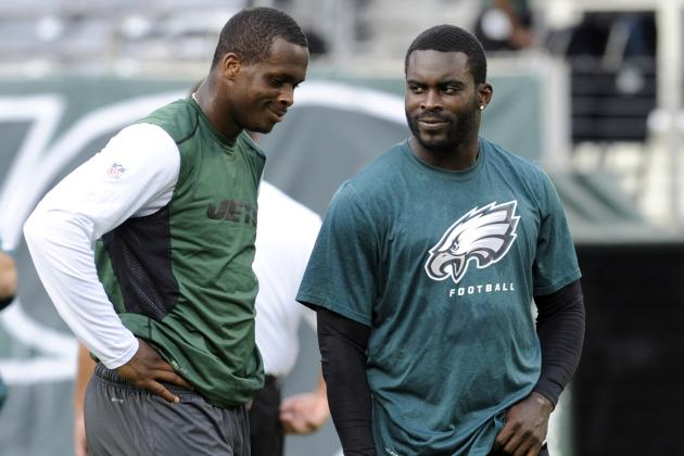 What New York Jets Signing of Michael Vick Means for Incumbent QB Geno Smith
