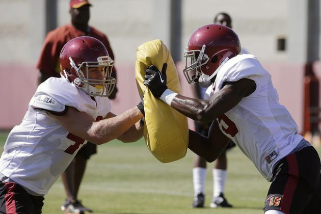 USC Football: Week 2 Spring Practice Stock Report