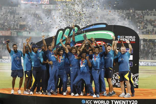 World T20 2014 Results: India vs. Sri Lanka Score and Top Performers