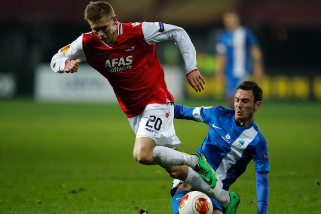 Americans Abroad Wrap: Aron Johannsson Scores Again; Julian Green Injured
