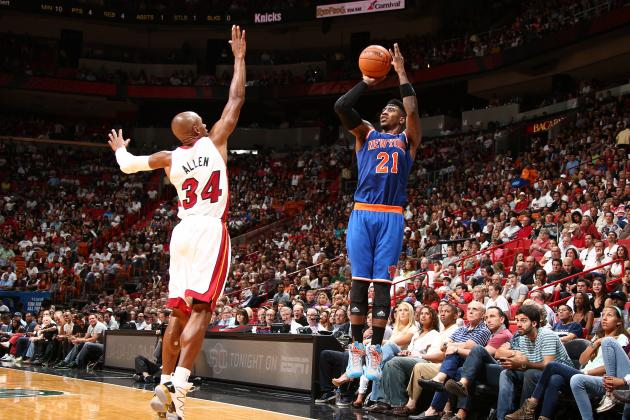 New York Knicks vs. Miami Heat: Live Score and Analysis