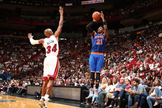 New York Knicks vs. Miami Heat: Live Score and Analysis
