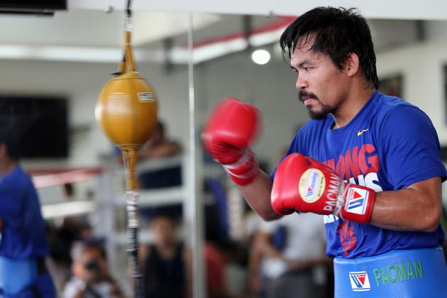 Manny Pacquiao's Fight vs. Timothy Bradley Won't Be Among Top Bouts of 2014