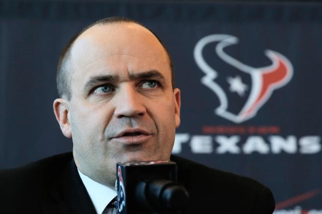 2014 NFL Draft: Predictions for Latest Rumors Surrounding Texans, Vikings, More