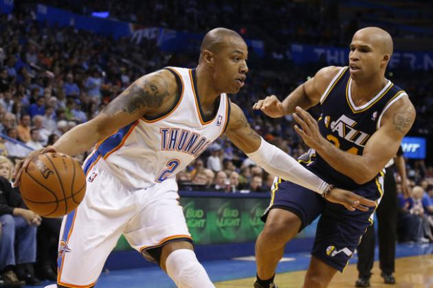 Oklahoma City Thunder: Where Does Caron Butler Fit in Playoff Picture?