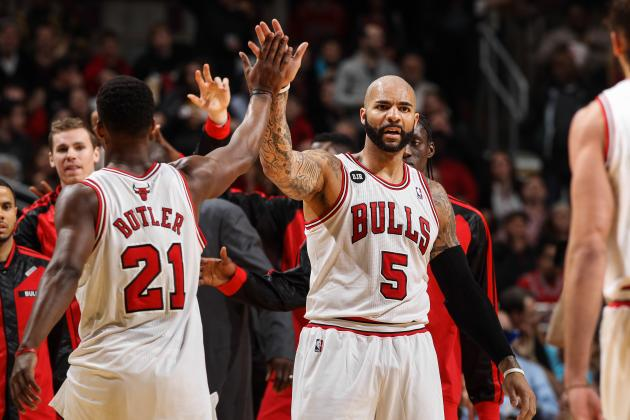 3 Areas the Chicago Bulls Must Improve for the NBA Playoffs
