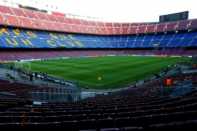 Barcelona Members Approve Renovations on Camp Nou