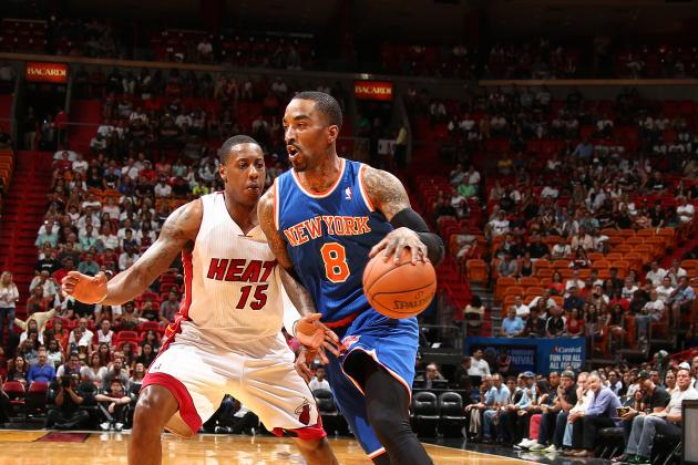 J.R. Smith Sets NBA Record for Most 3-PT Attempt