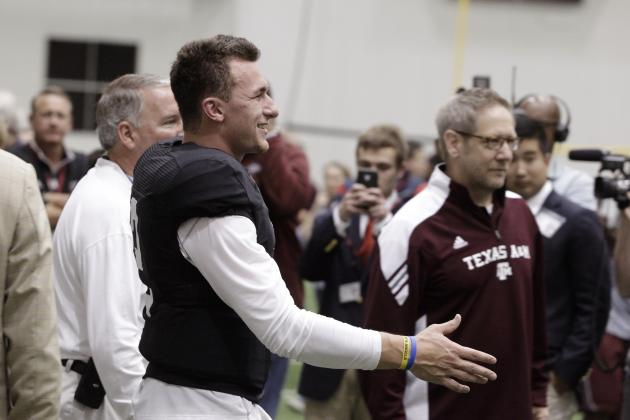 Minnesota Vikings Draft Countdown: Making the Case for Johnny Manziel