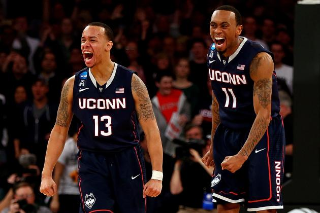 NCAA Tournament 2014: Offensive Keys for Kentucky and UConn in Championship Game