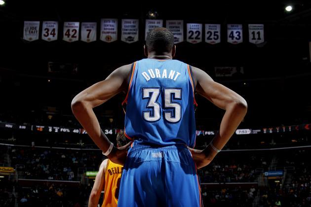 Is Kevin Durant the Greatest Perimeter Scorer Since Michael Jordan?