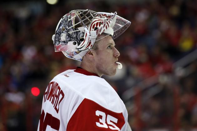 Detroit Red Wings' Jimmy Howard Still Has Something to Prove Down the Stretch