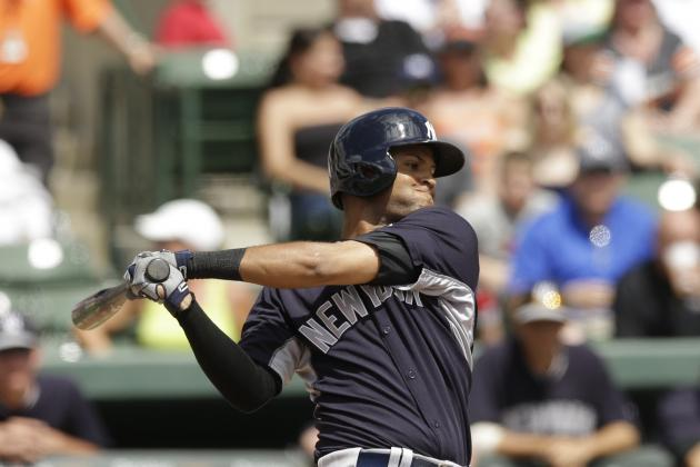 Stock Up, Stock Down for NY Yankees' Top 10 Prospects for Week 1
