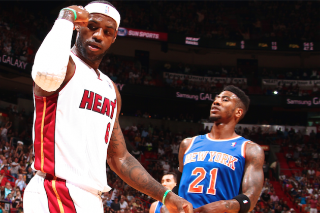 Miami Heat Put New York Knicks' Season on Life Support with Critical Win