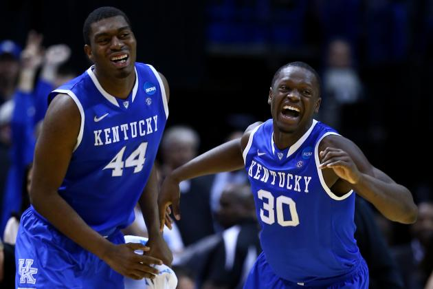 NCAA Championship Game 2014: Predicting Outcome for UConn vs. Kentucky Final