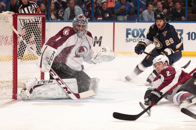 Semyon Varlamov Ties Avs' Franchise Record for Wins