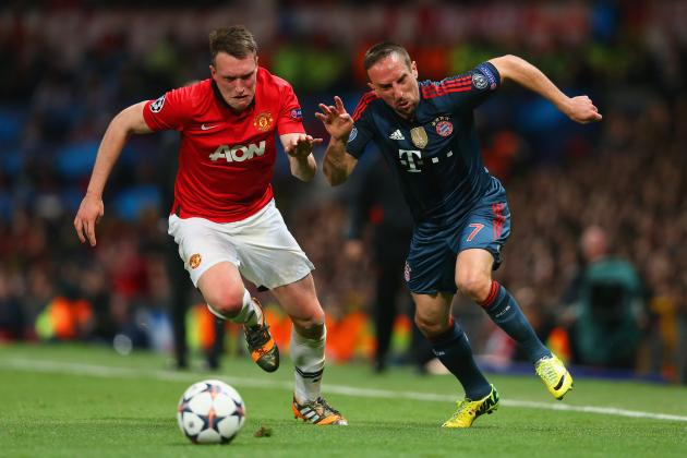 Bayern Munich vs. Manchester United: Simulating UCL Quarter-Final on FIFA 14