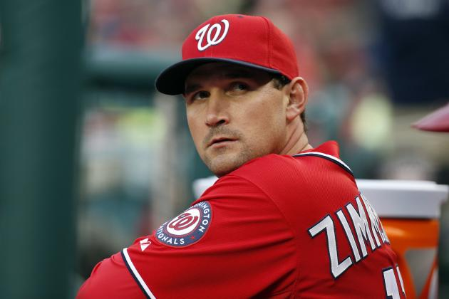 Washington Nationals Should Not Rush Ryan Zimmerman Back into Action
