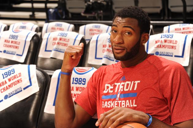 Andre Drummond's Breakout Is Lone Bright Spot in Detroit Pistons Nightmare