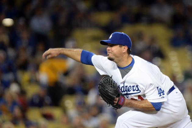 Josh Beckett Throws Bullpen Session, Could Start Wednesday