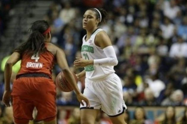 Women's Tournament 2014: Final Four Scores, Bracket and Championship Schedule