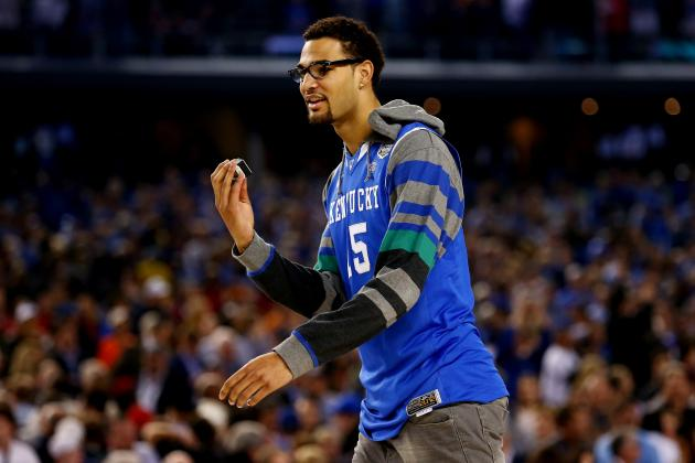 Ankle Not Only Pain for UK's Cauley-Stein