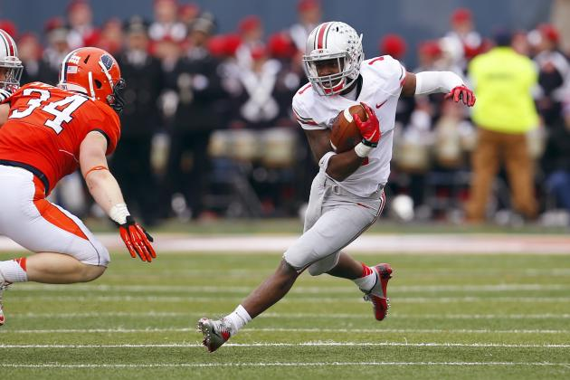 Ohio State Football: 5 Players to Watch in Ohio State's Spring Game