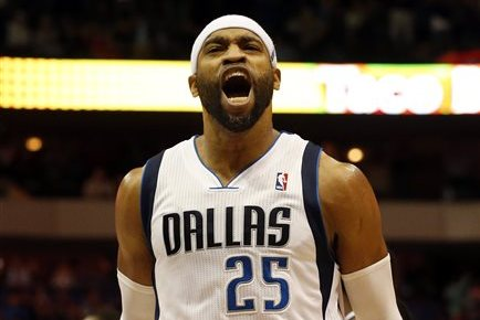 Report: Toronto Raptors President Met with Vince Carter During Dallas Mavs Visit