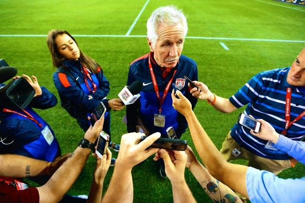 Tom Sermanni Fired as Head Coach of US Women's National Team