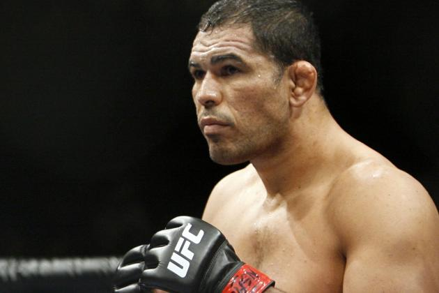 UFC Fight Night 39: It's Do-or-Die Time for Minotauro Nogueira