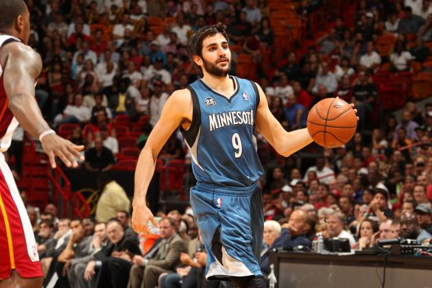 This Offseason Will Be Most Important of Ricky Rubio's Career